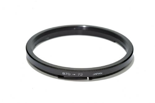 Hasselblad B70-72mm Stepping Ring B70-72mm Ring